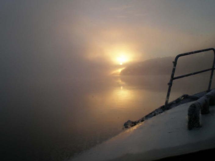 plaukimas nemune - laivo nuoma