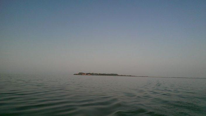 Plaukimas laivu Kuršių mariose