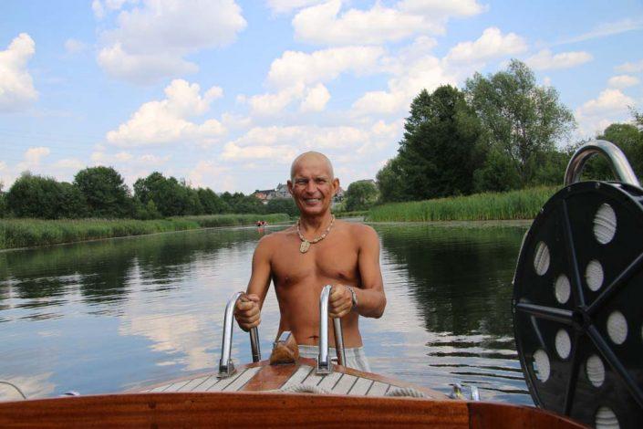 kelionė laivu Danės upėje