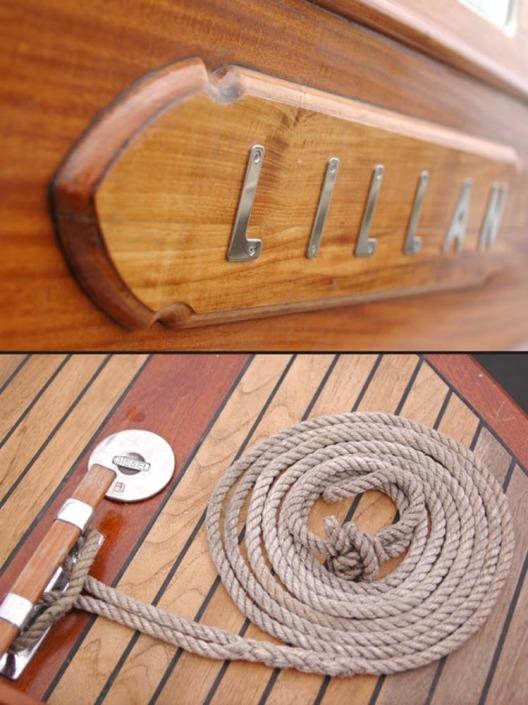 Lillan motorinė jachta