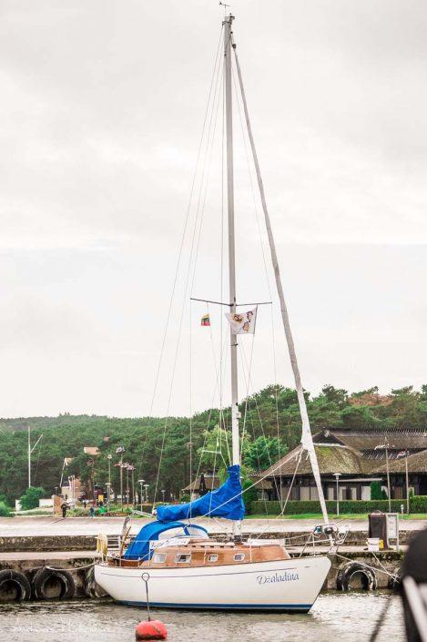 jachtos nuoma Nidoje