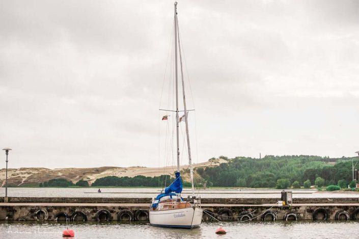 Nakvynė jachtoje - pramoga Nidoje
